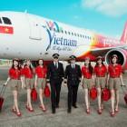 Vietjet tung một triệu vé bay giá chỉ từ năm ngàn đồng