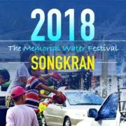 Cơ hội vàng săn vé rẻ vui lễ hội Songkran 2018