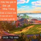 Săn vé máy bay giá rẻ đi Đà Lạt dịp lễ 30/4 - 1/5
