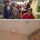 Cách tìm kiếm các máy quay lén trong khách sạn