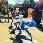 Có gì tại công viên chủ đề Naruto vừa được Nhật Bản trình làng khiến các fan cứng bộ truyện đứng ngồi không yên?