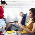 Mất điện thoại, khách VIP tát nữ tiếp viên Vietnam Airlines
